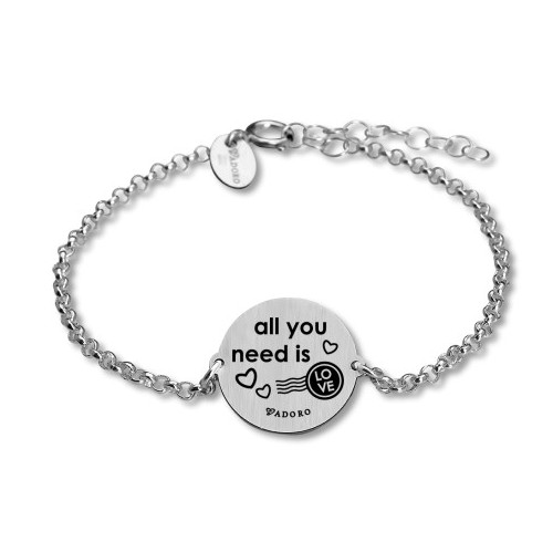 "PULSERA ""ALL YOU NEED IS LOVE"""