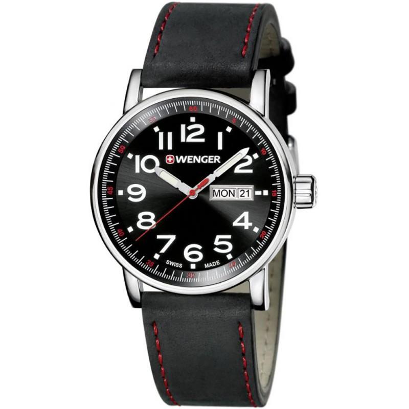 855ba996ae2f Reloj Wenger Suizo Hombre Attitude - Venta Online - Joyería J.Hernández