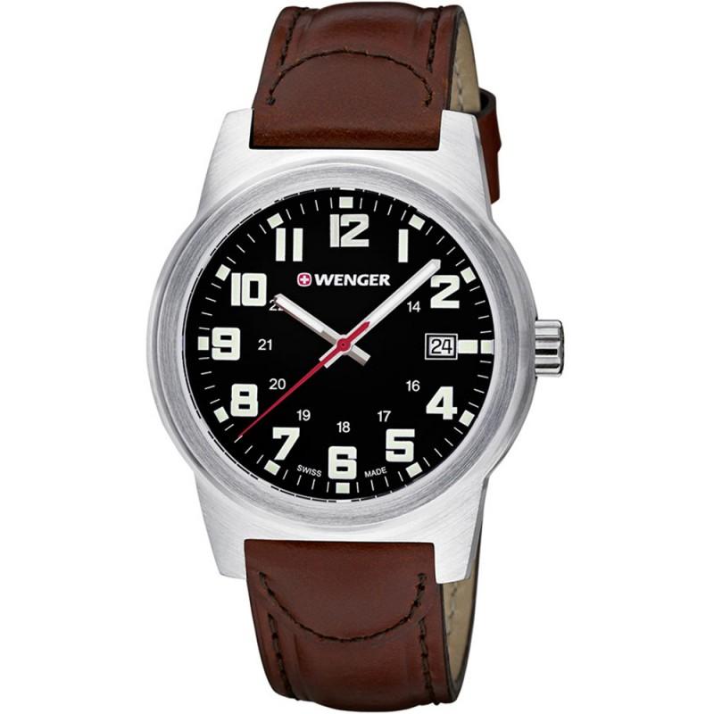 a7a229d8d5a4 Reloj Wenger Suizo Hombre Field - Venta Online - Joyería J.Hernández