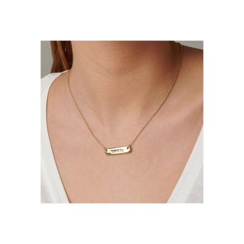 Collar Plata UNODE50