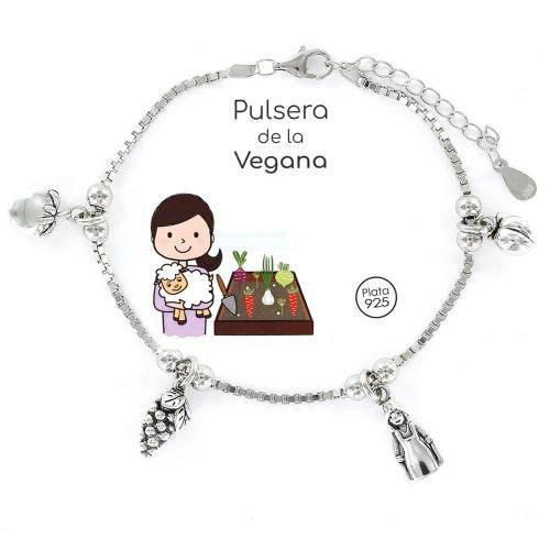 Pulsera de la Vegana
